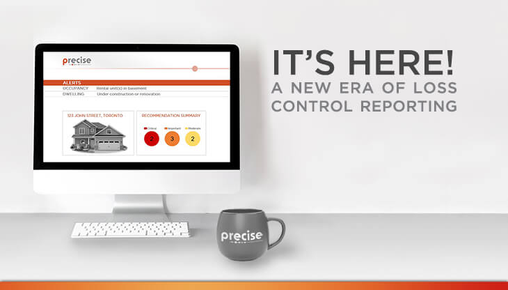 It's Here! A new era of loss control reporting.