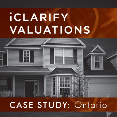 iClarify Valuations – Ontario Case study